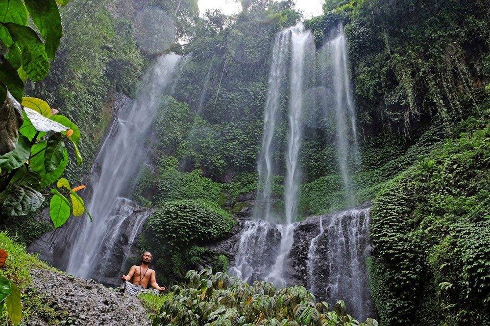 Sekumpul Waterfall Trekking, Sekumpul Waterfall Trekking, My Bali Trekking Tours