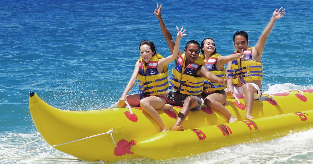 Watersport Activities, Watersport  Tour Package, My Bali Trekking Tours