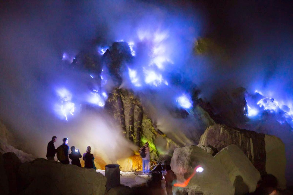 Mount Ijen Blue Fire Sunrise Trekking, Mount Ijen Blue Fire Sunrise Trekking, My Bali Trekking Tours