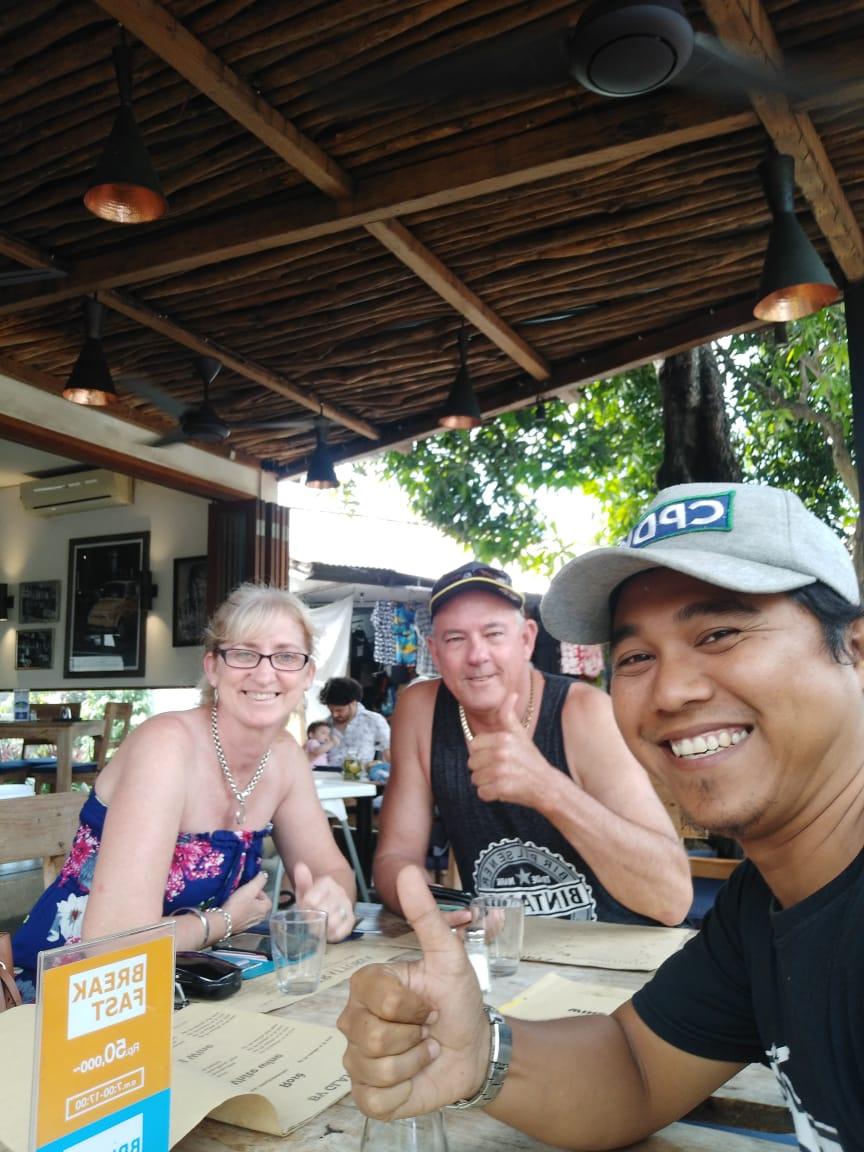 Sambangan Waterfalls Trekking, Sambangan Medium, My Bali Trekking Tours