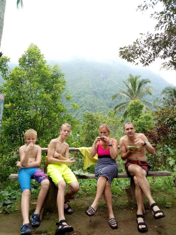 waterfalls trekking, Sambangan Waterfalls Trekking, My Bali Trekking Tours
