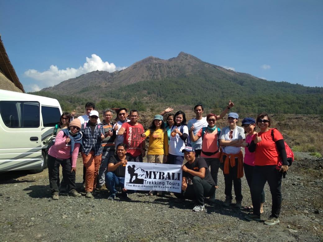 Mount Batur Sunrise Hiking, Mount Batur Sunrise Trekking, My Bali Trekking Tours